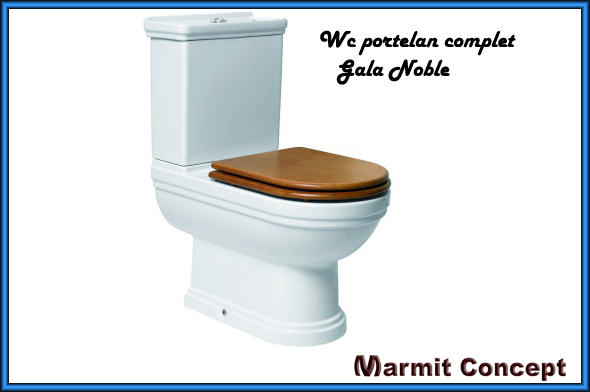 Wc complet Gala Noble model retro