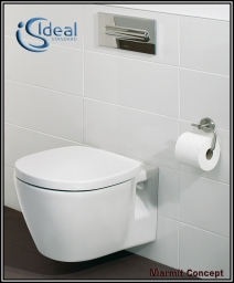 Wc suspendat Connect cu capac soft-close